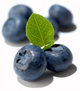 blueberries are a great snack