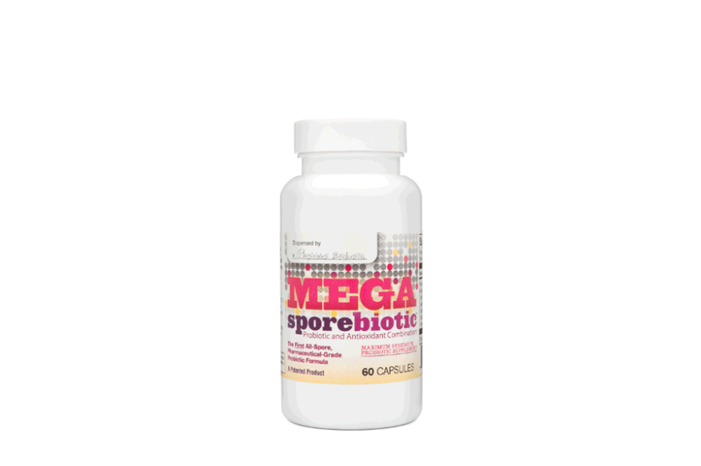 megasporebiotic - gut health
