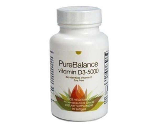PureBalance D3-5000 90 Softgels