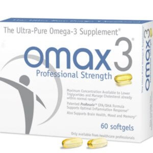 PureBalance Omax3 Omega-3 Supplement