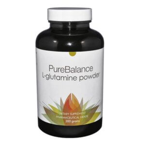 PureBalance l-glutamine-powder 300 grams